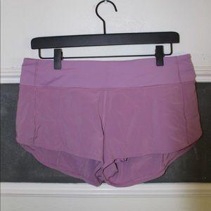 Lululemon Womens shortie short